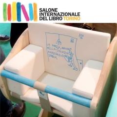 Girandolo al SALONE INTERNAZIONALE DEL LIBRO di Torino